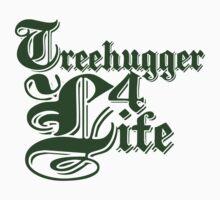 Tree Hugger 4 Life One Piece - Short Sleeve