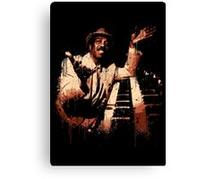 The Incredible Jimmy Smith Canvas Print