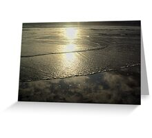 Sky on the ground Greeting Card