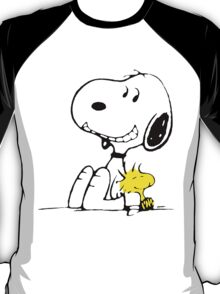 Snoopy and Woodstock T-Shirt