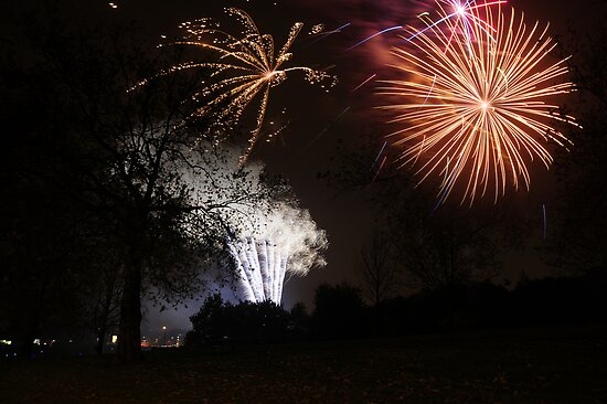 5th November: Guy Fawkes' Night by DonDavisUK