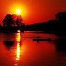Approaching Twilight by Ella Hall