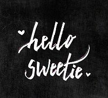 Hello Sweetie by Meihsia  Liu