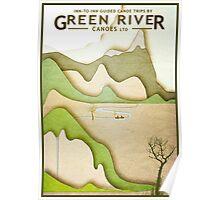 Explore Paper Cut Poster