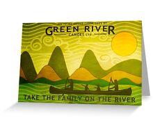 Explore Dragon Boat Greeting Card
