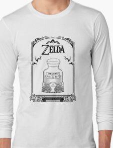 Zelda legend Lon lon Milk Long Sleeve T-Shirt
