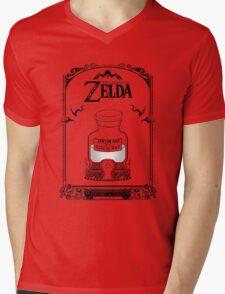 Zelda legend Lon lon Milk Mens V-Neck T-Shirt