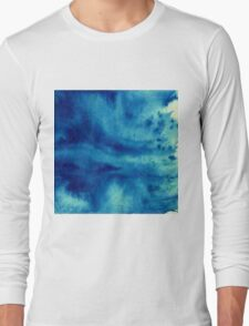 Under Ocean Throw Long Sleeve T-Shirt
