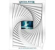 Explore Seven Point Five Poster