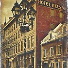 Hotel Nelson - textured by PhotosByHealy