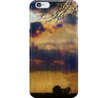 Evening Light, North Yorkshire iPhone Case/Skin