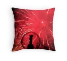 firework 3 Throw Pillow