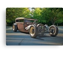 Rat 'Rum Runner' Rod Canvas Print
