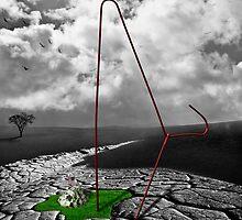 John Q. Public's Cliffhanger by Alex Preiss