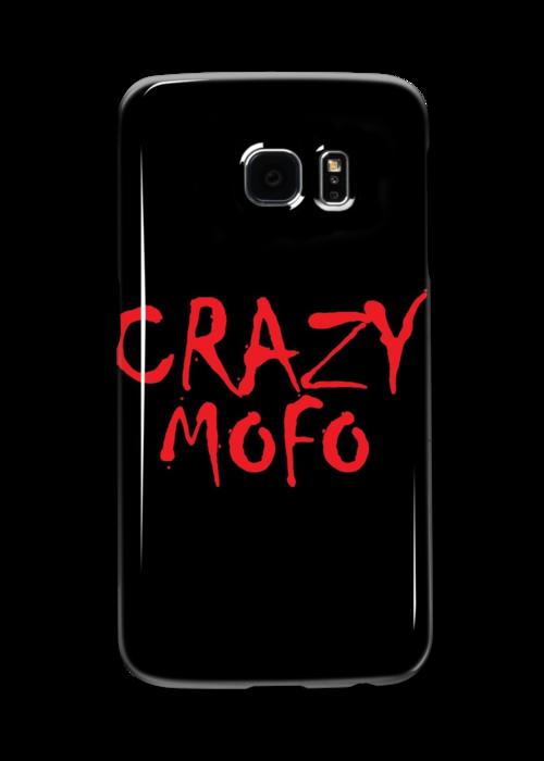CRAZY MOFO by VividAudacity