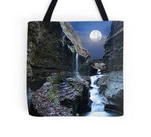 Rainbow Waterfalls Tote Bag