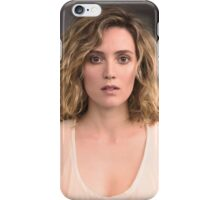 The Beautiful Evelyne Brochu iPhone Case/Skin