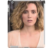 The Beautiful Evelyne Brochu iPad Case/Skin