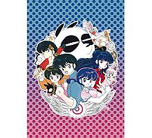 Ranma 1/2 Photographic Print