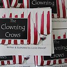 The Clowning Crows by StressieCat