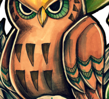 Noctowl  Sticker