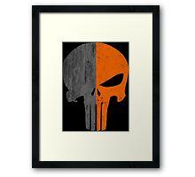 punishstroke Framed Print