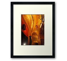 The Warfield~San Francisco Framed Print