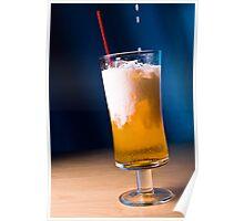 Italian Soda: Peach Poster