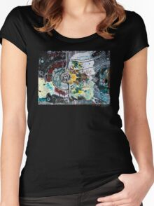 Out of the Ether Women's Fitted Scoop T-Shirt