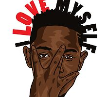 I LOVE MYSELF by LAFF