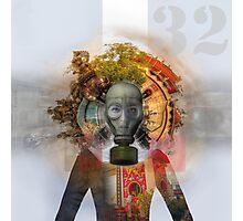 Gaia Series #4 Photographic Print