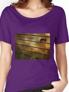 Locked Away Women's Relaxed Fit T-Shirt