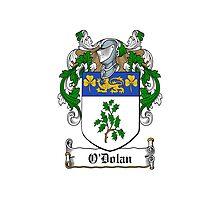 O'Dolan (Ref Murtaugh)  by HaroldHeraldry