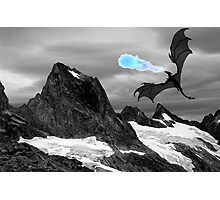 Dragon Art  Photographic Print