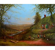 Frodo's Inheritance Bag End Photographic Print