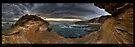 London Bridge Pan by Robert Mullner