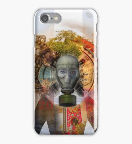 Gaia Series #4 iPhone Case/Skin