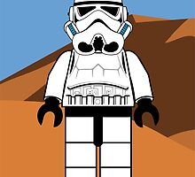 Stormtrooper by Reece Caldwell