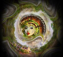 Gaia Series #5 by benjaminhodson