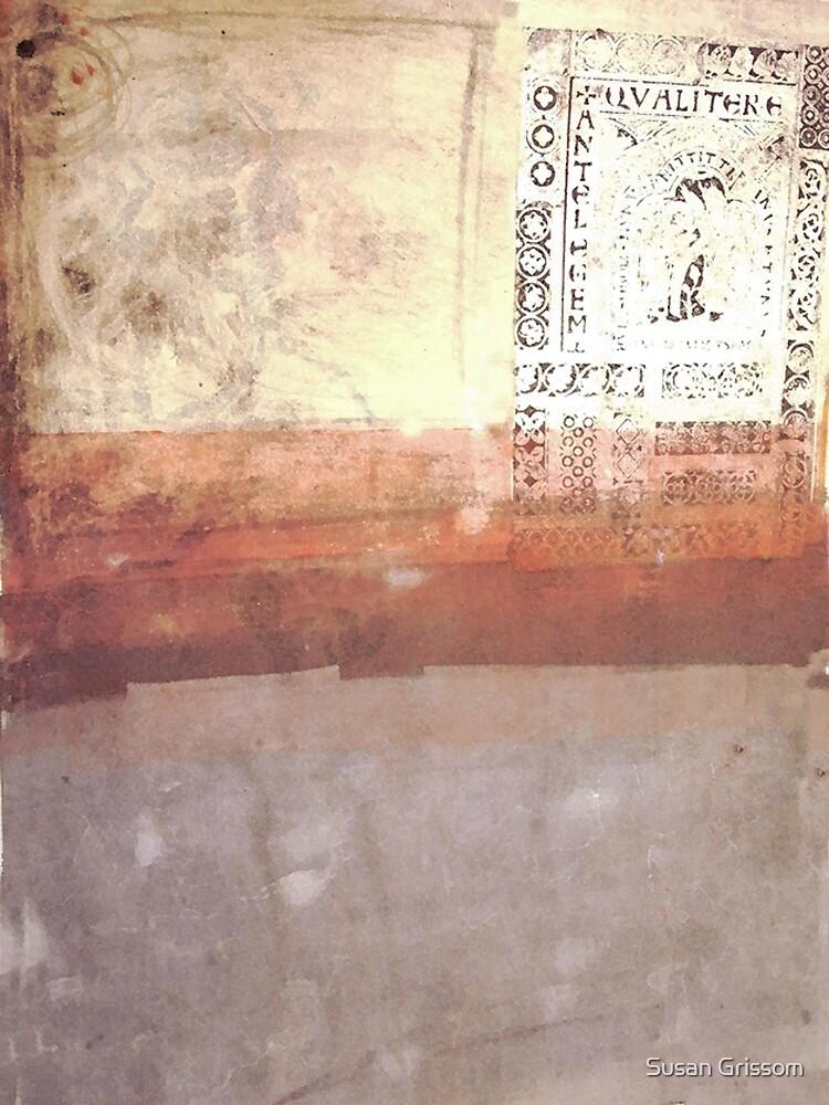Fresco I by Susan Grissom