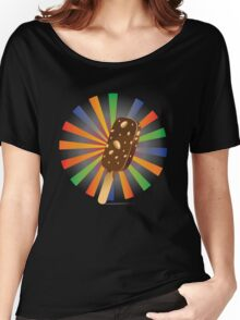 Chocolate ice cream 2 Women's Relaxed Fit T-Shirt