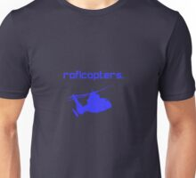 rolfcopters. Unisex T-Shirt