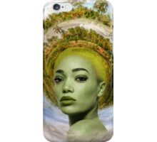 Gaia Series #3 iPhone Case/Skin