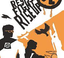 Resist - Fight - Riseup by ramox90