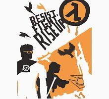 Resist - Fight - Riseup T-Shirt
