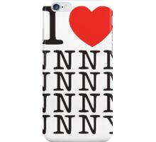 Doctor Who- NNNNNNNNNNNNNNNY iPhone Case/Skin