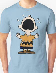 Charlie Brown crying T-Shirt