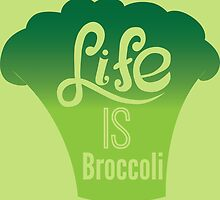 Life is Broccoli by ikbenrutger