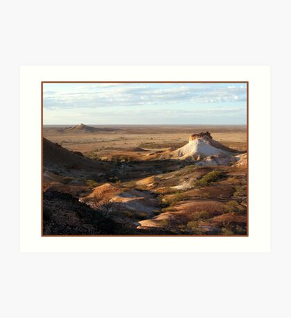 Outback Art Print