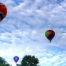 Strathaven Balloon Festival by Tom Gomez